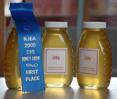 NJBA Honey Show